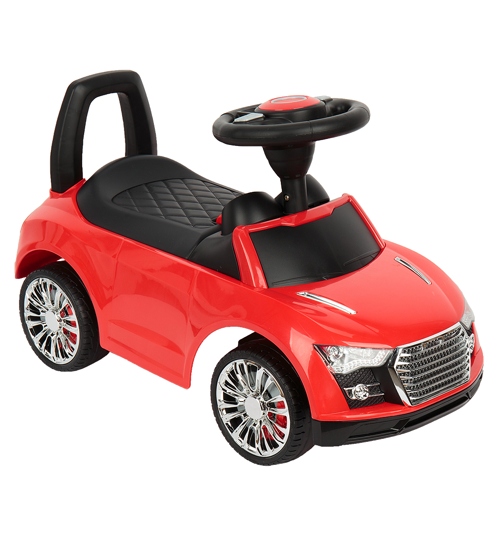 Машина-каталка Tommy Audi Roc 101 red/красный
